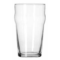 A pub glass